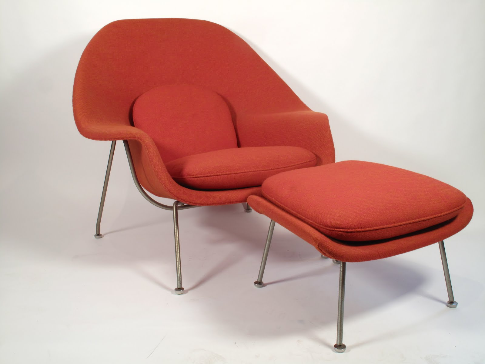 The Birth of the Womb Chair